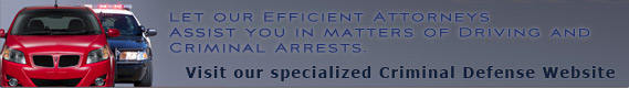 Visit our specialized criminal defense website